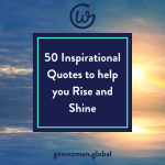 Generation Women Inspirational Quotes